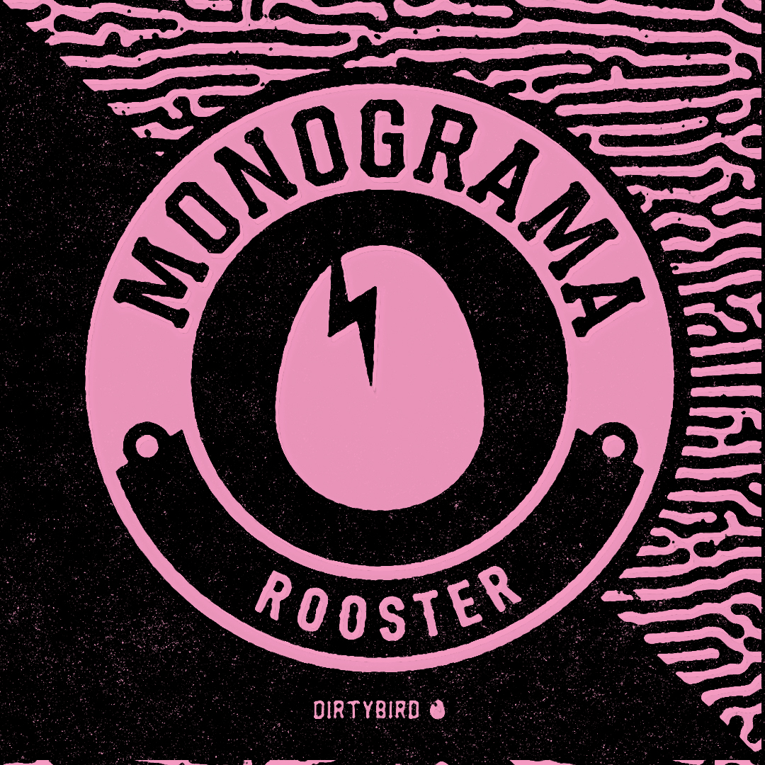 Birdfeed monograma rooster