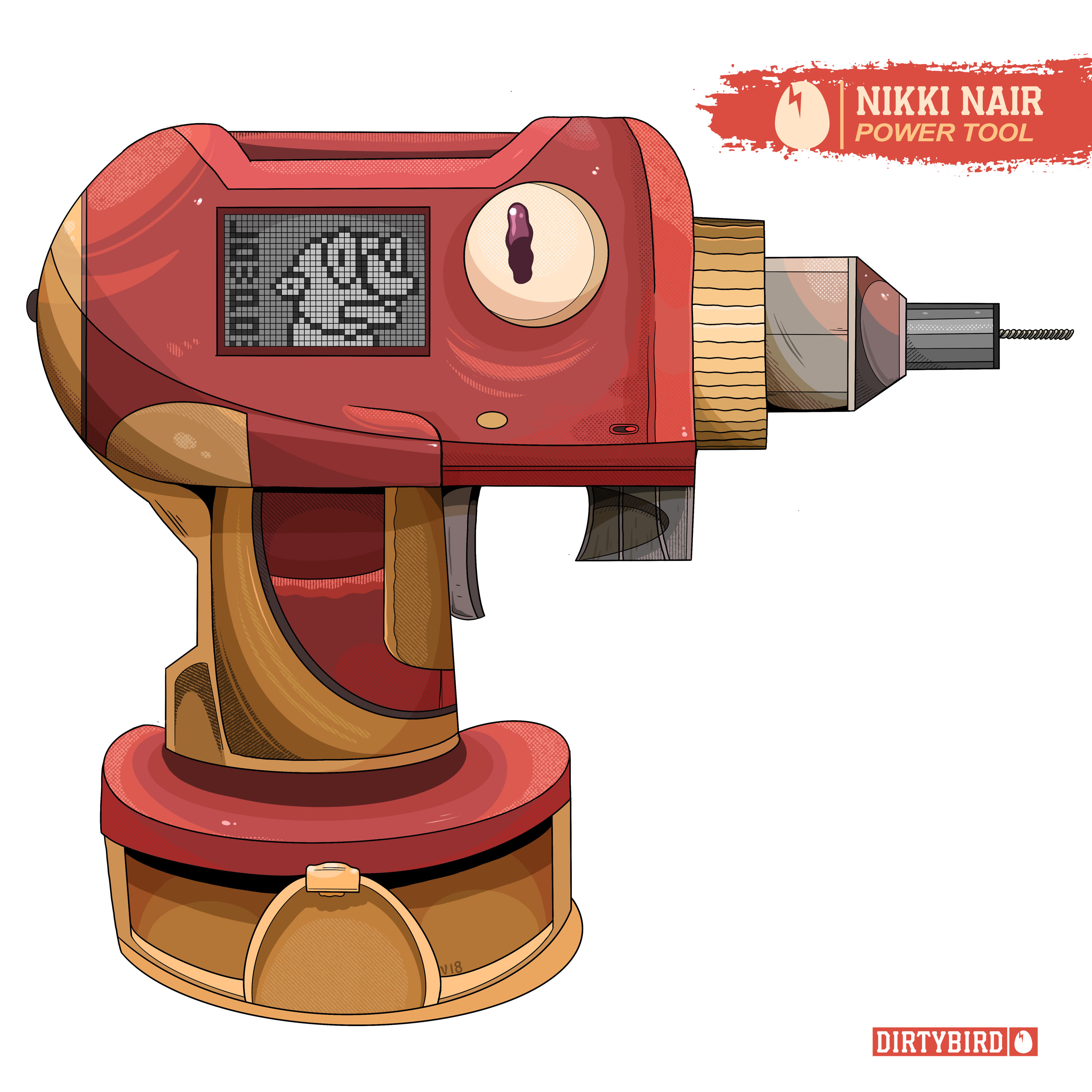 Nikkinair powertool