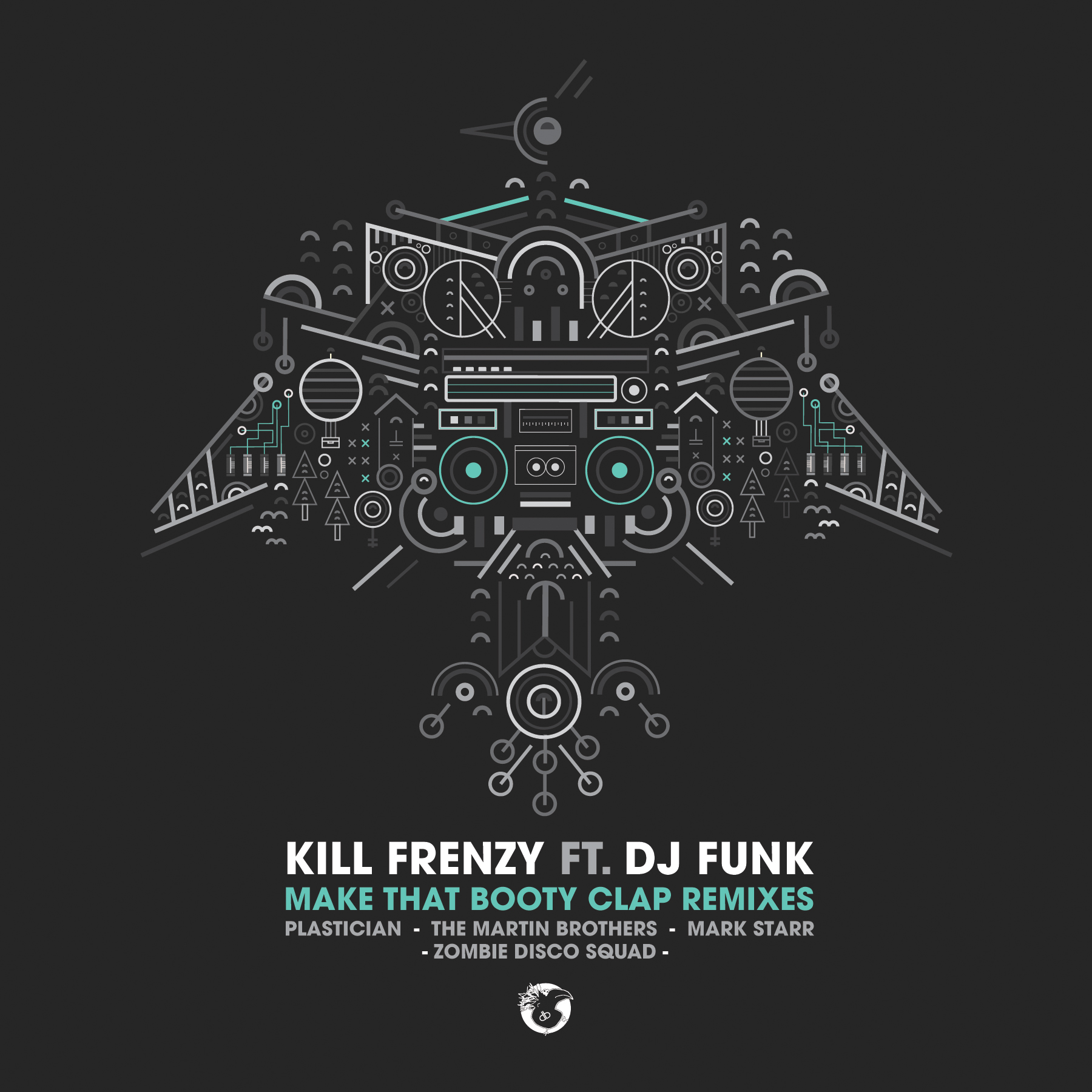 Db092 killfrenzy bootyclapremixes