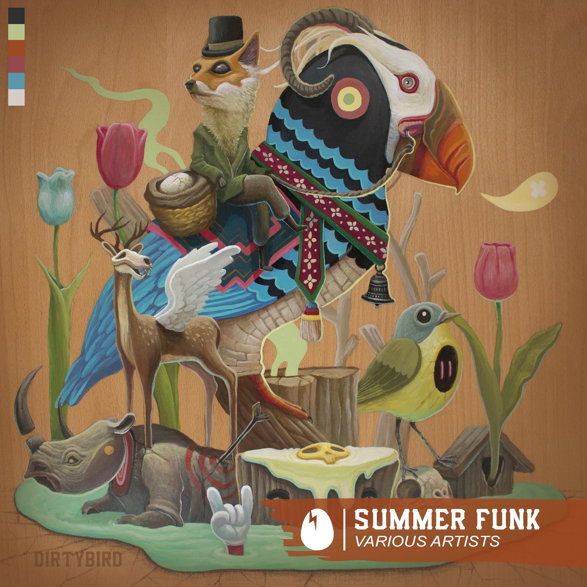 Summerfunk final